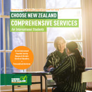 Choose New Zealand Comprehensive Services for International Students